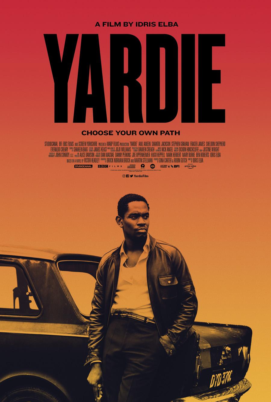 YARDIE TEASER poster