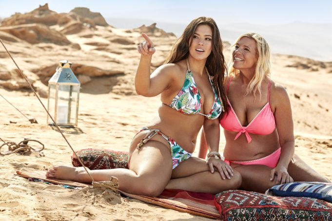 ashley graham linda graham swimsuits for all