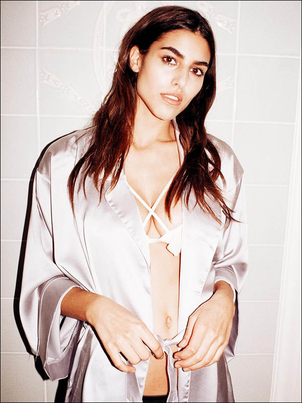 Missguided grey satin robe £25.00 before the 30% discount