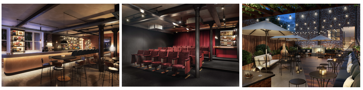 Ministry of Sound's first workspace meets private members club