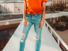 distressed denim - quiz clothing