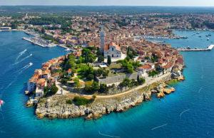British airways, easyjet, TUI now fling to istria croatia