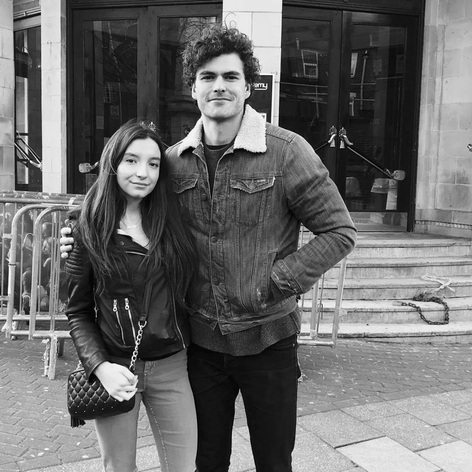 Vance Joy and Flavourma's Teen Entertainment editor Sophie Bird