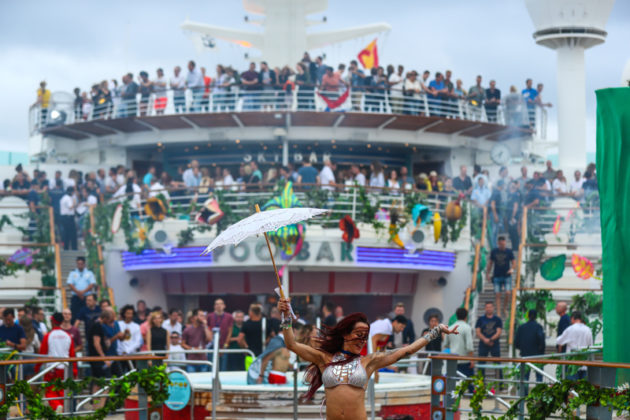 The Ark Cruise 2018