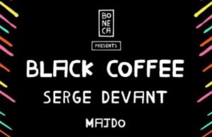 black coffee at koko