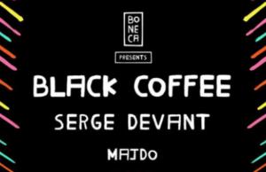 black coffee at koko