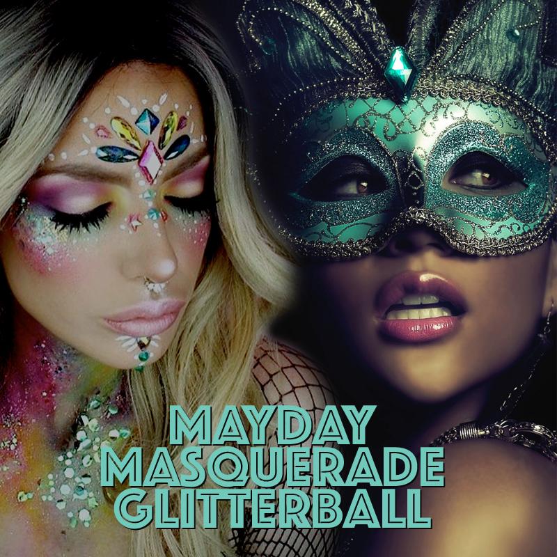 Kookyloco Mayday Masquerade Glitterball