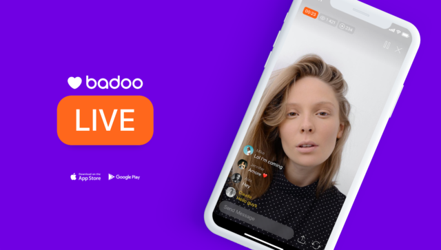 Badoo Live will connect users in real time