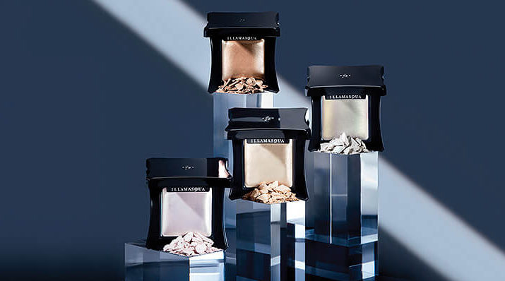 illamasqua beyond powder range