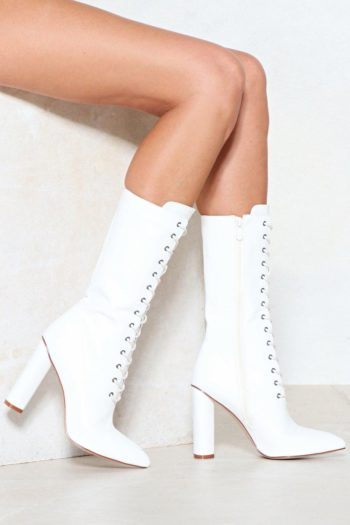 Another String to Your Bow Vegan Leather Boot