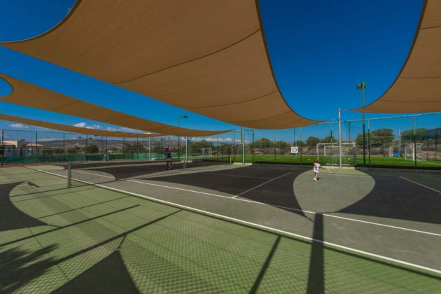 Aphrodite hills Tennis