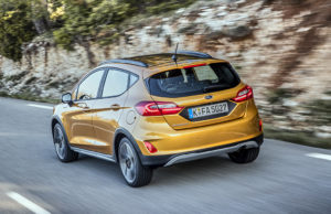 Ford Fiesta Active - Lux Yellow