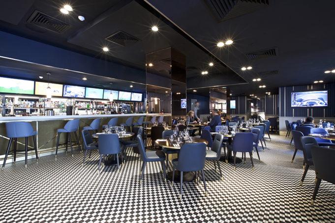 180614 Chelsea Football Club: Frankies Restaurant Refurbishment