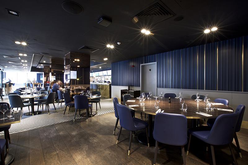 Chelsea Football Club: Frankies Restaurant Refurbishment