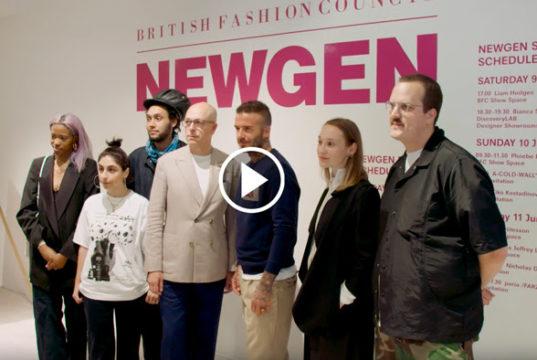 London Fashion Week Men's Highlights!