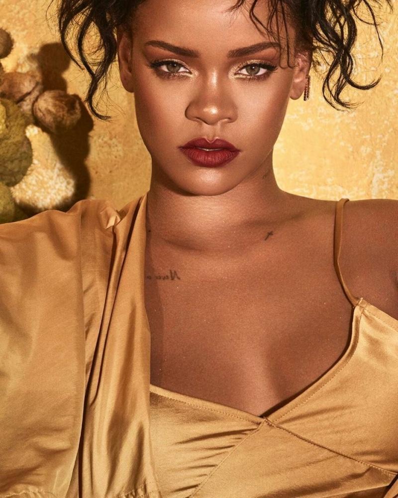 Fenty Beauty showcases Moroccan Spice palette worn by Rihanna