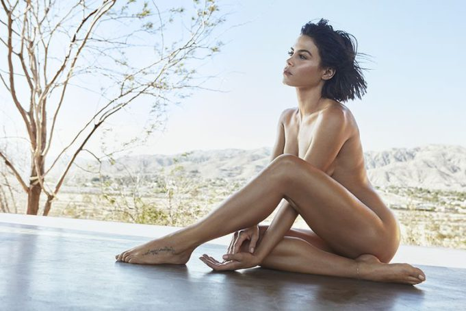 Jenna Dewan goes nude