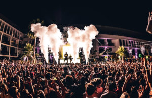 MERKY Festival is back at Ibiza Rocks Hotel
