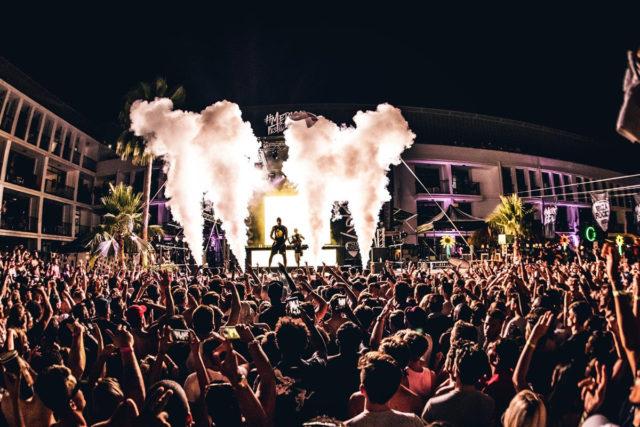 MERKY Festival is back at Ibiza Rocks Hotel