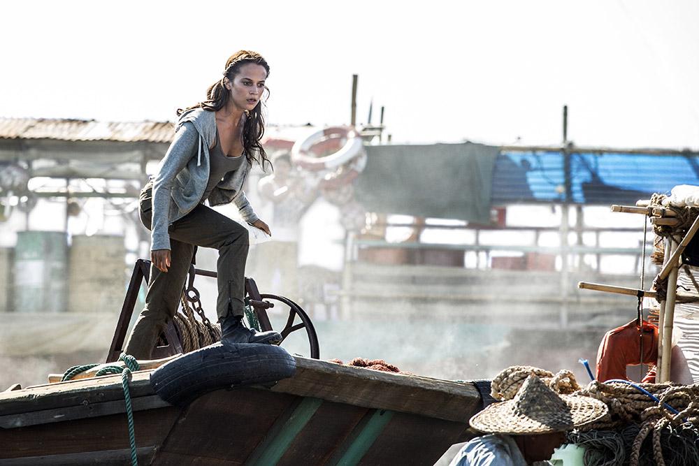 Tomb Raider Exclusive interview
