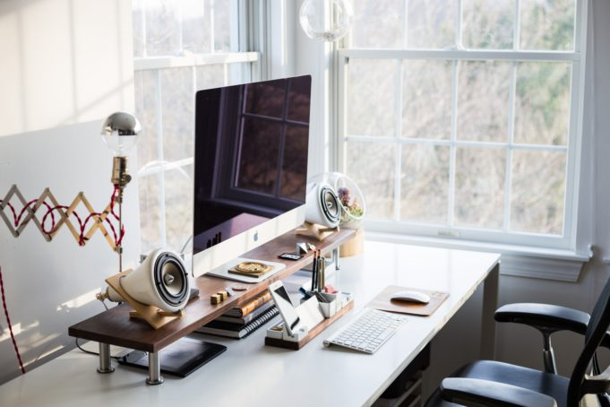 How to create your own Instagram-worthy home office