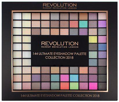 Revolution Ultimate 144 Eyeshadow Palette 2018