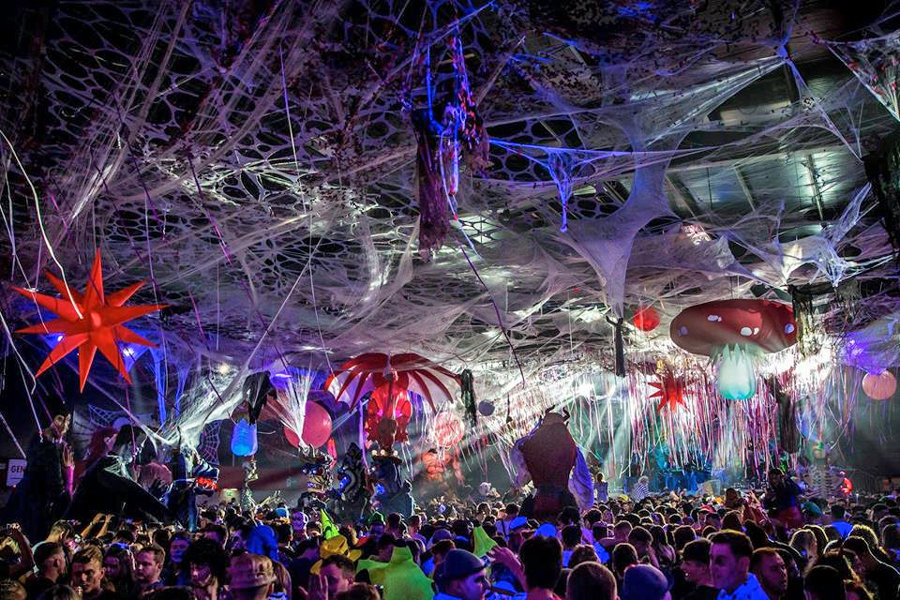 Elrow Southampton - Horroween