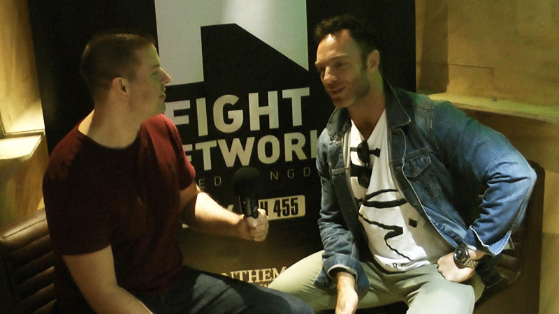 scott felstead talks to impact wrestling star eli drake for flavourmag