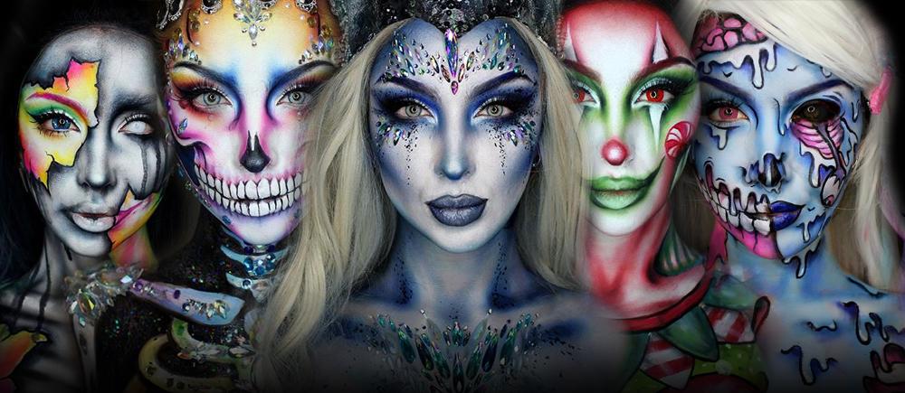 zombie glitterfest
