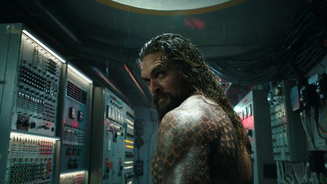 Aquaman movie stills