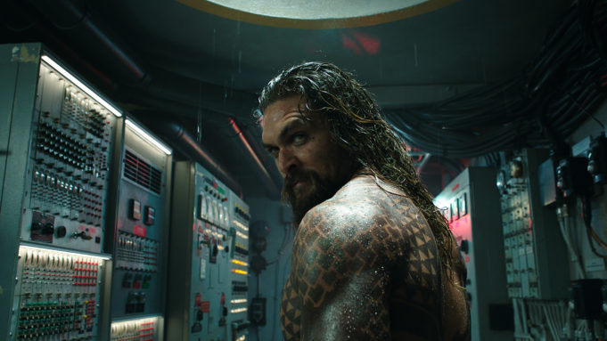 Aquaman movie stills