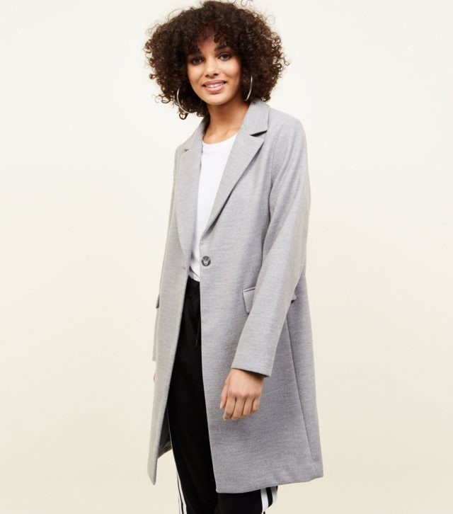 New Look Formal Wool Coat