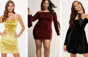 13 velvet party dress ideas