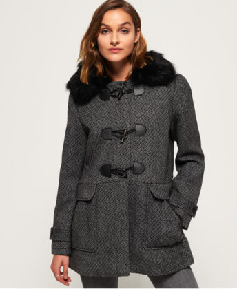 Brooklyn Duffle Coat £129.99