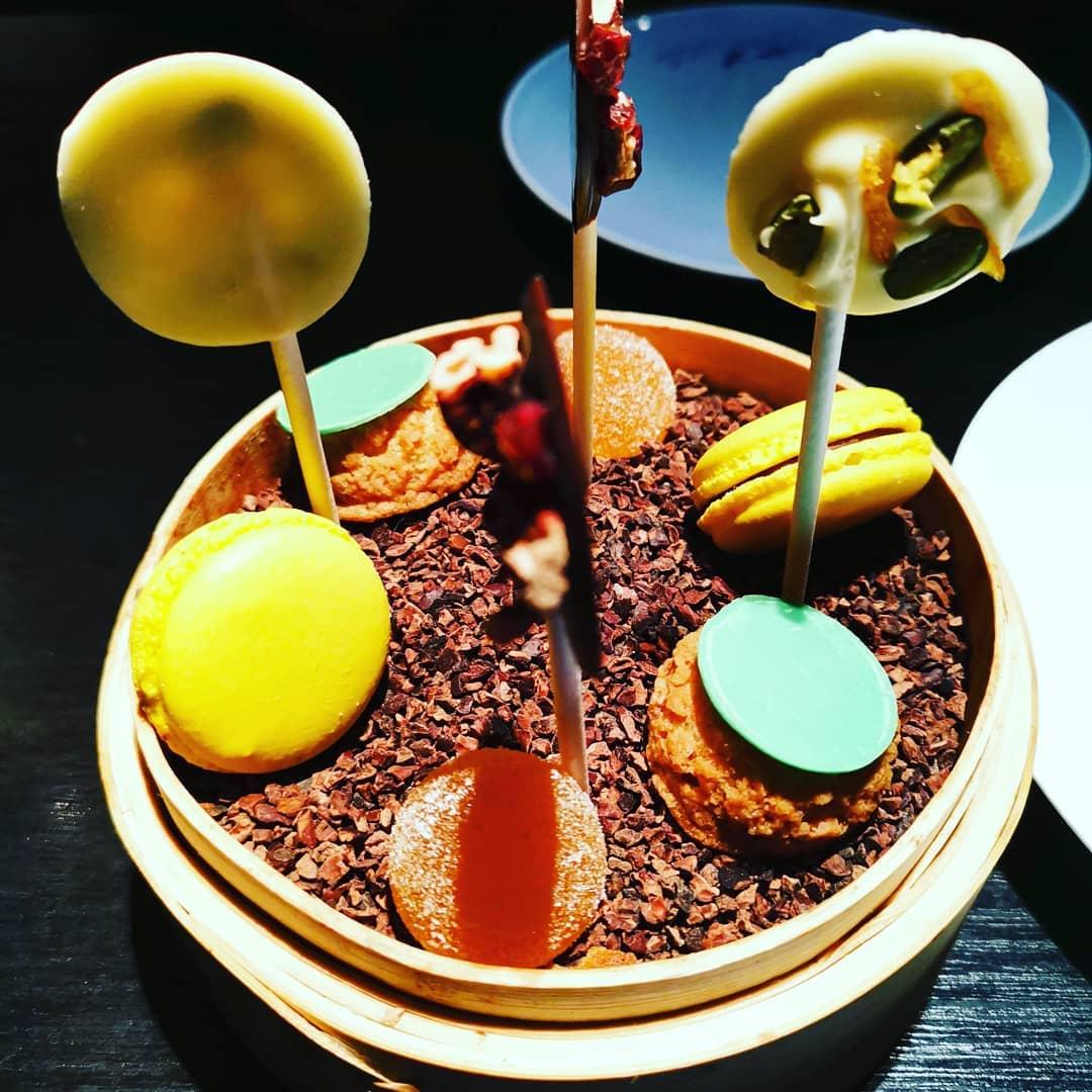 Sweet Treats at Hakkasan