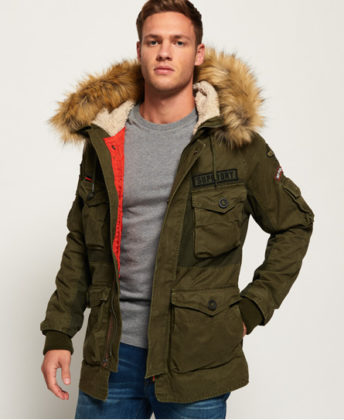 Rookie Heavy Weather Parka Jacket £129.99