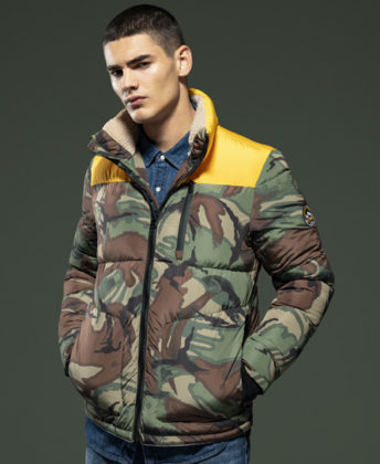 SD Expedition Coat £129.99