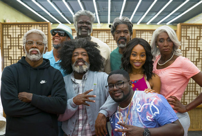 Uncle Drew First Look Photo