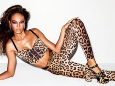 V Magazine Glamorama Joan Smalls