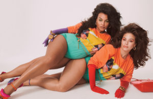 Ashley Graham & Paloma Elsesser are Curves Ahead for V Magazine