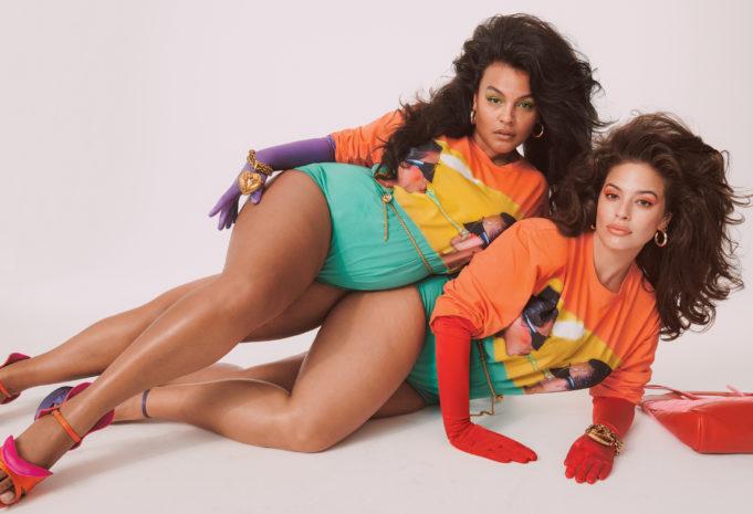 Ashley Graham & Paloma Elsesser are Curves Ahead for V Magazine