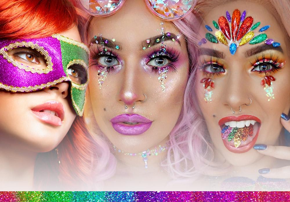 Glitter Room Boxing Day Masquerade Glitterball