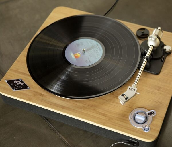 House of Marley Wireless Bluetooth Turntable