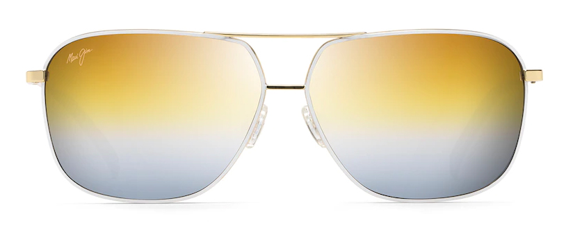 Kami Polarised Aviator Sunglasses