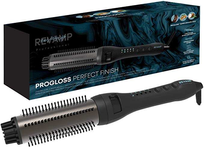 Progloss Perfect Finish Hair Brush