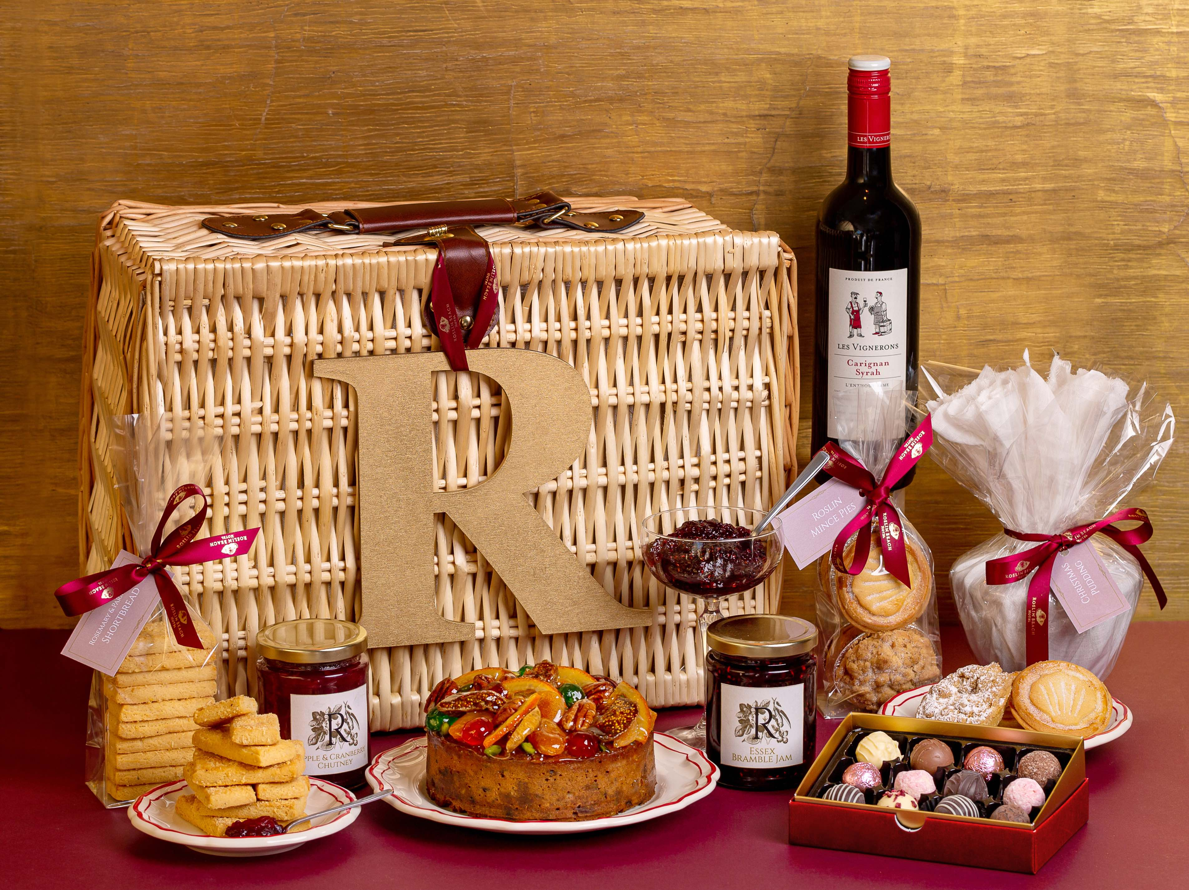 Roslin Beach - Christmas hamper