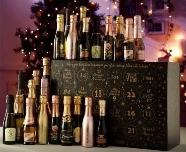 The Sparkling Fizz Advent Calendar