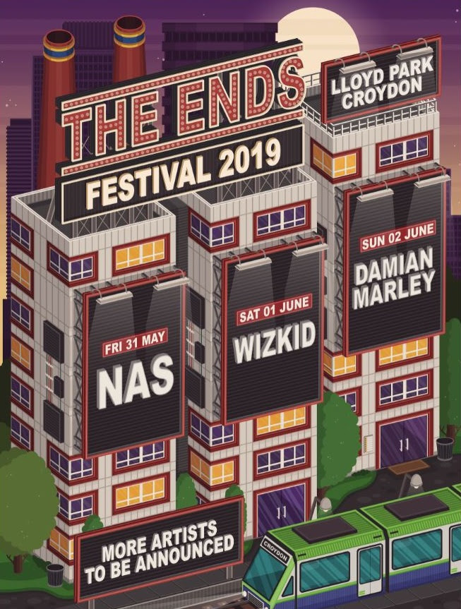 The ends festival 2019