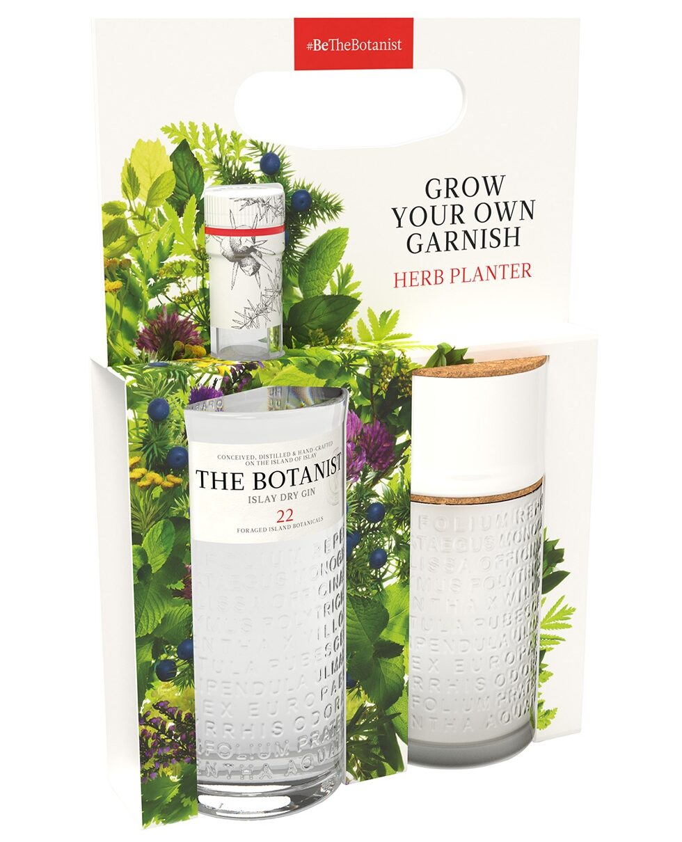 botanist gin gift set