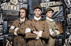 The Grand Expedition, a new immersive dining experience from Gingerline